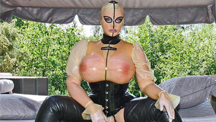 Natalia the Rubber Goddess (1)
