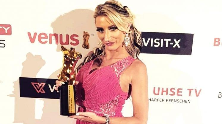 Venus Award für Vika Viktoria